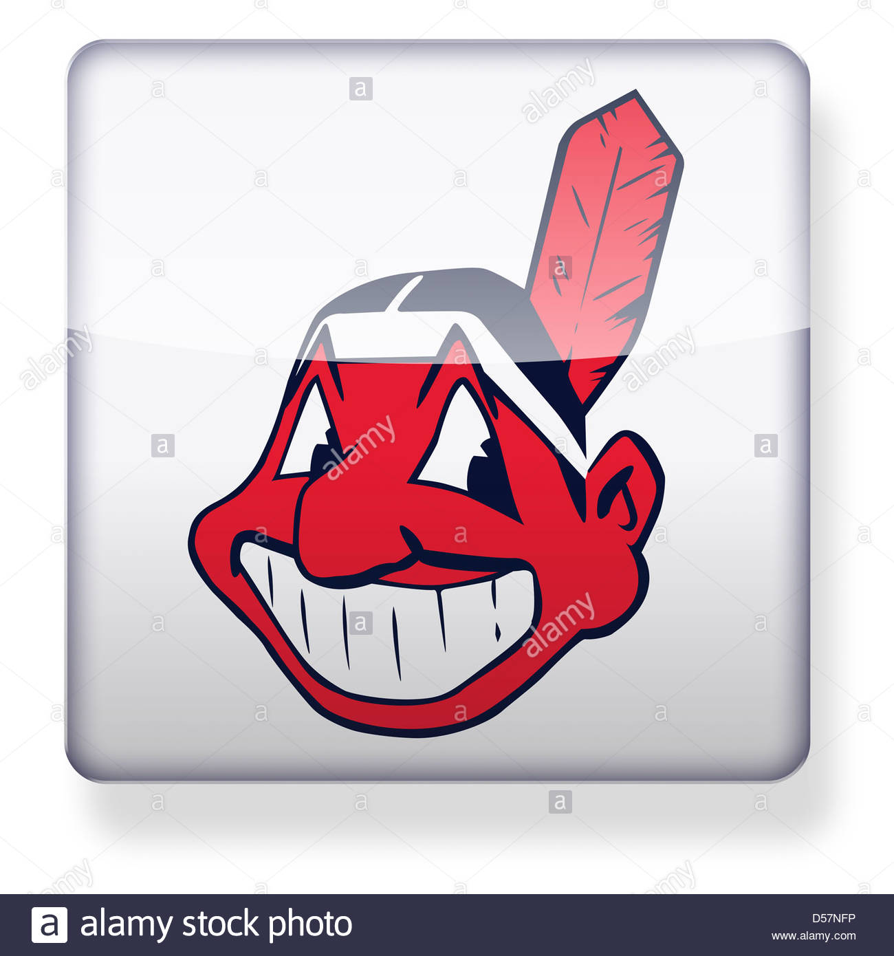 Cleveland indians logo as an app icon clipping path included cleveland indians logo as an app icon clipping path included biocorpaavc Choice Image
