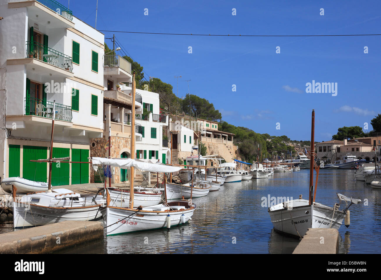 Cala Figuera Spain  City pictures : Cala Figuera, Spain, The Fishing Village Of Cala Figuera In Mallorca ...