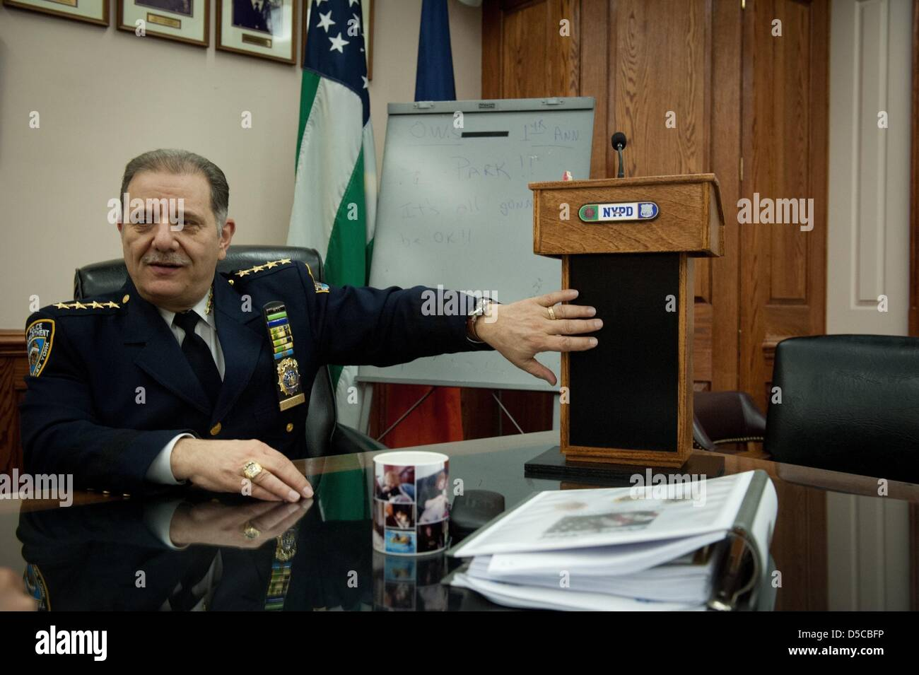 march 22 2013 manhattan new york u s nypd chief of