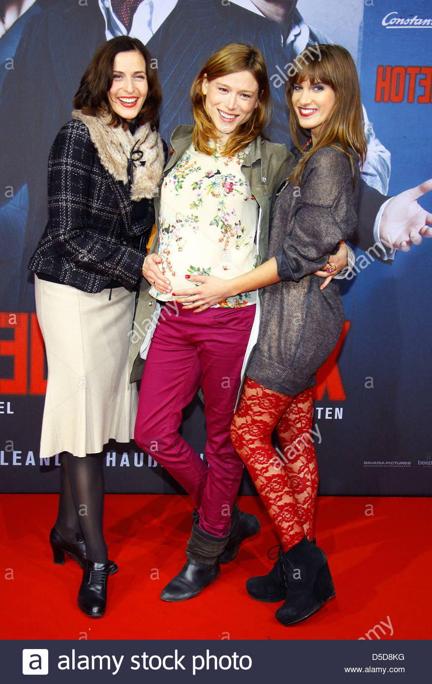 For pregnant ladies bvgg - Ulrike Frank Pregnant Lena Ehlers And Isabell Horn At The Premiere Of Hotel Lux