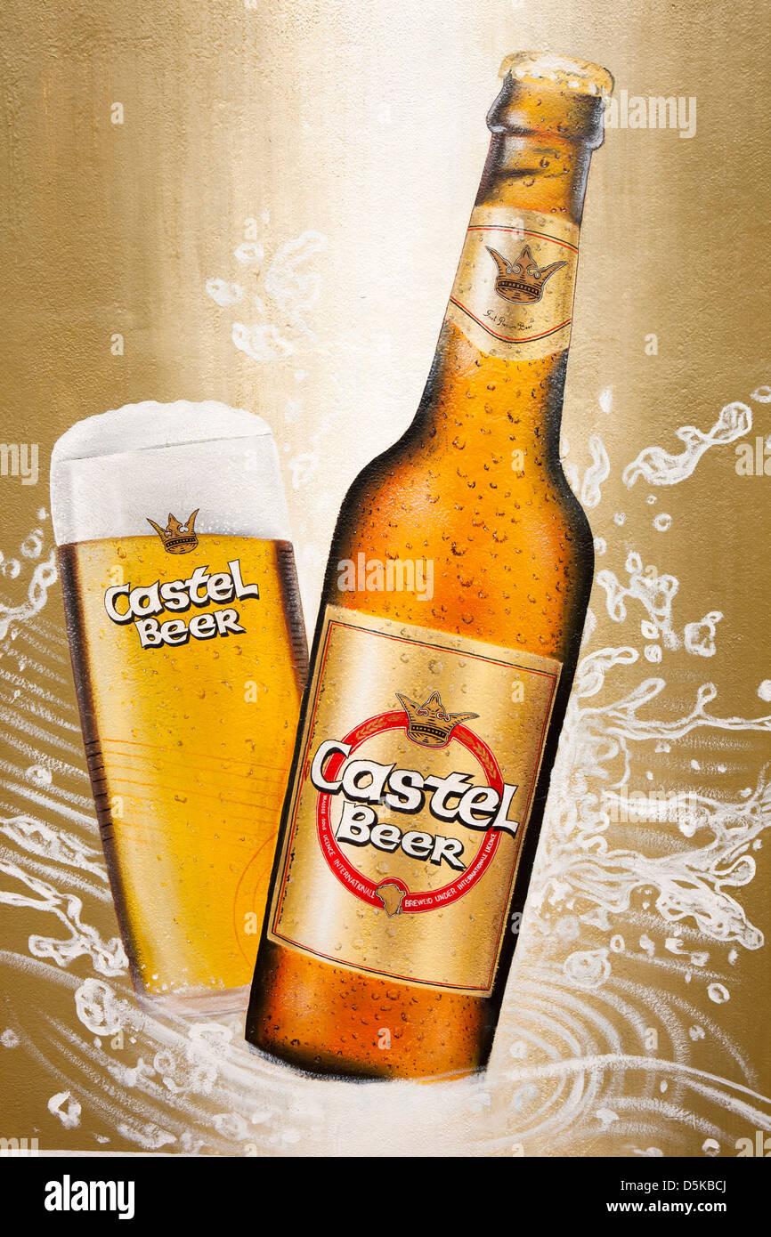 madagascar nosy be hellville castel beer advertisement