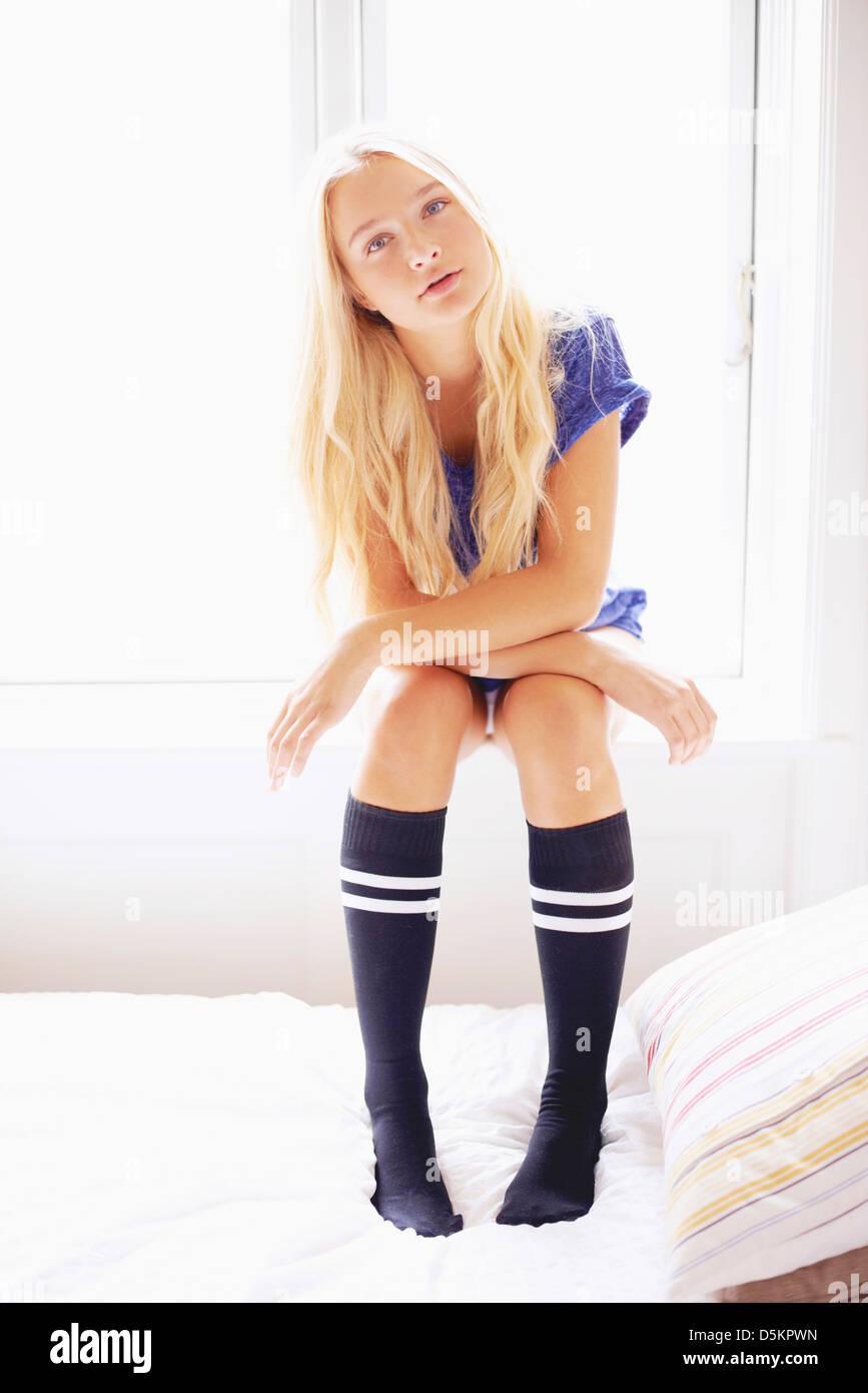 Teen Free Socks 93