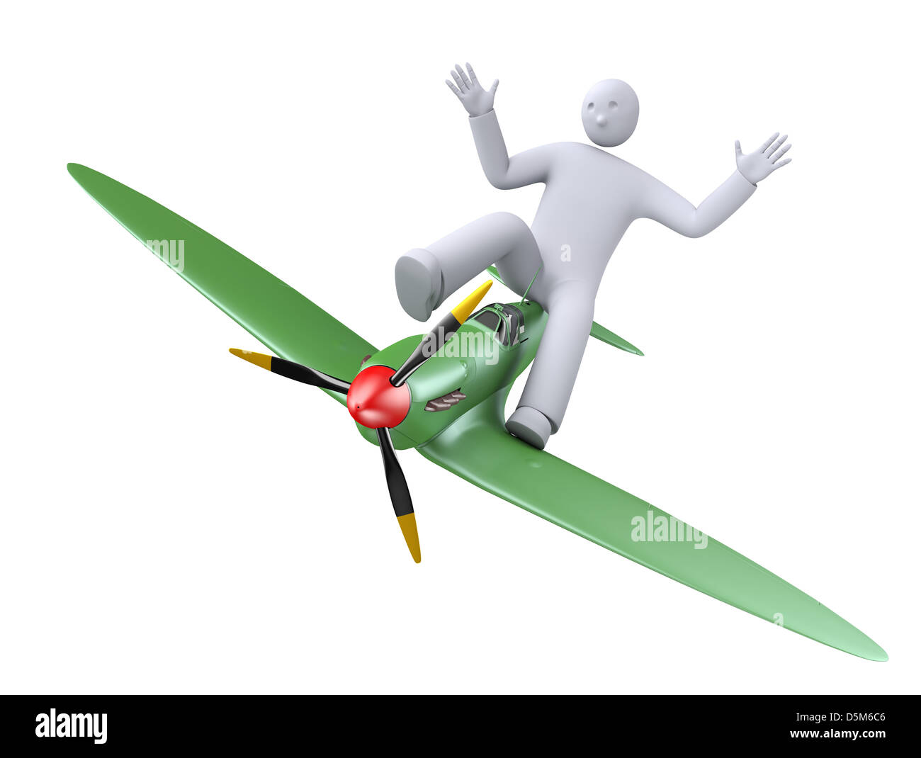 cartoon airplane flying stock photos u0026 cartoon airplane flying