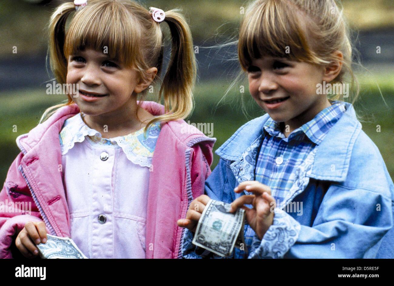ashley olsen & mary-kate olsen to grandmother's house we go (1992