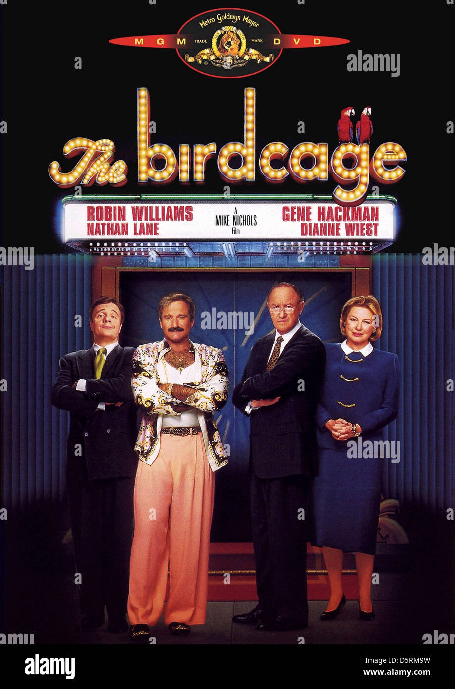 NATHAN LANE ROBIN WILLIAMS GENE HACKMAN & DIANNE WIEST THE ...