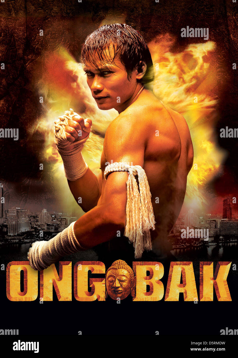 Jaa Good tony jaa poster ong-bak: the thai warrior; ong bak (2003 stock