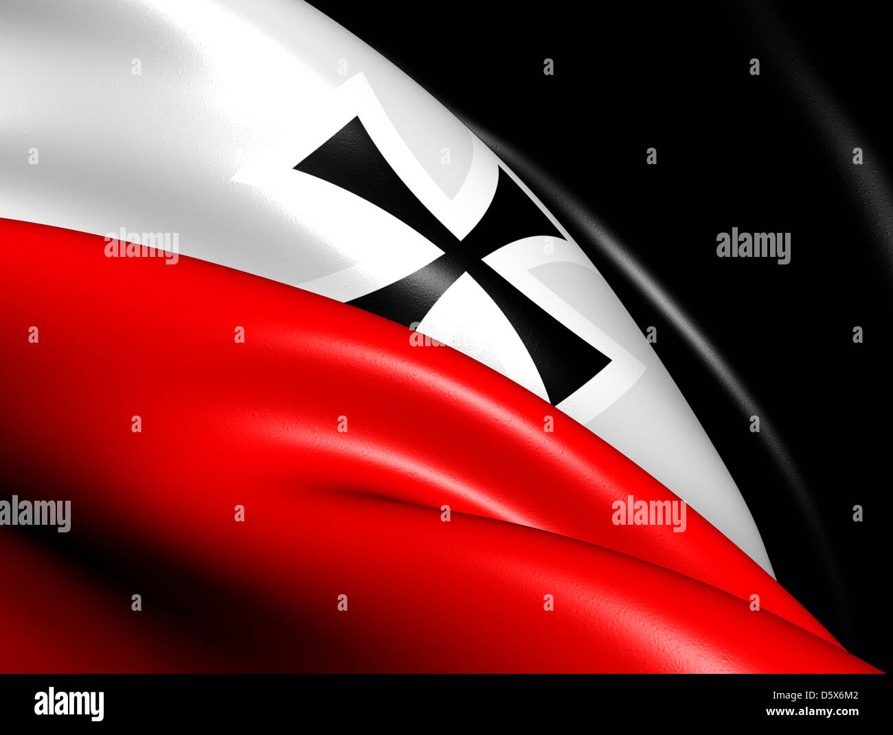 flag of german empire stock photo royalty free image 55280402