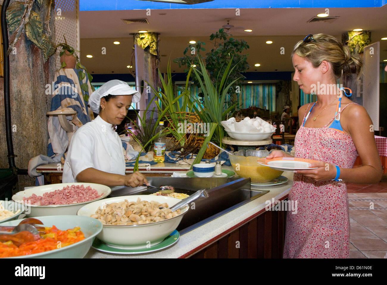 Jardines del rey cayo coco sol melia hotel restaurant for Jardines del rey cuba