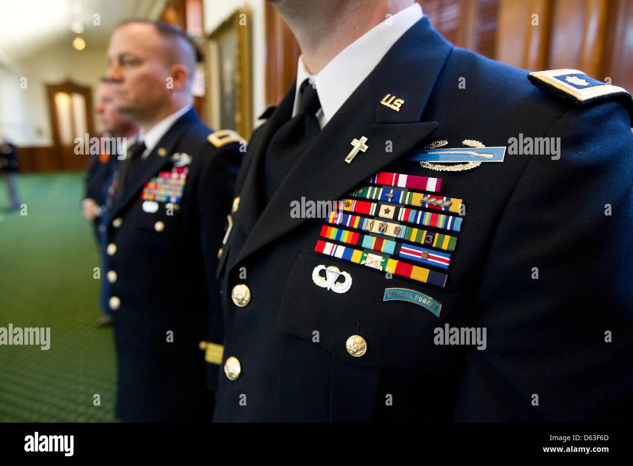 Military Uniform Ribbon 60