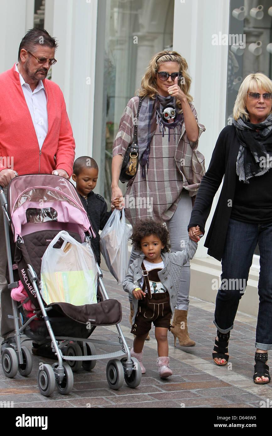 Types 8 Heidi Klum Kids Clothes  Serpden - Black Kid Hairstyles
