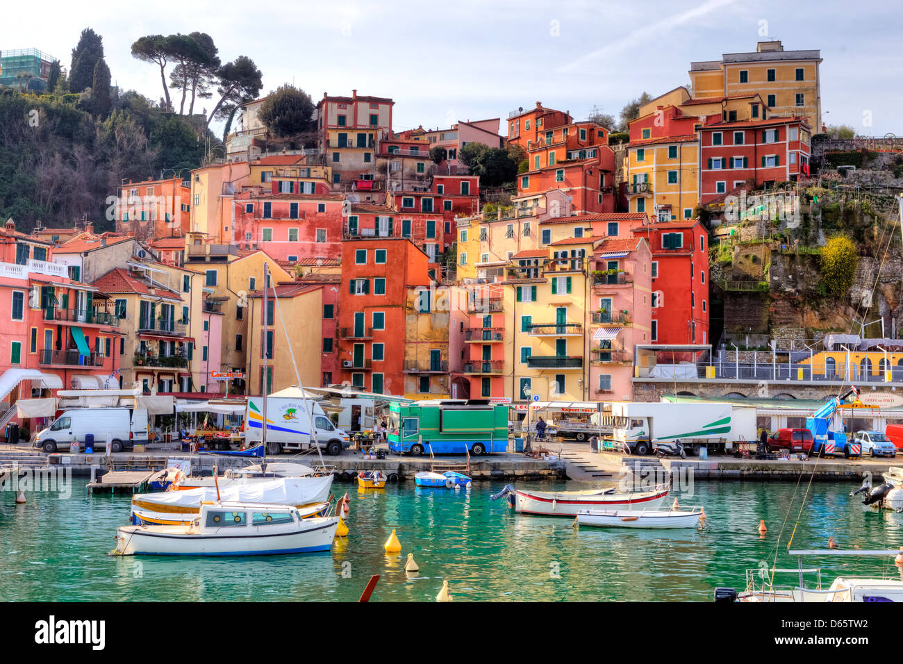 Lerici Italy  city images : Lerici, Liguria, Italy Stock Photo, Royalty Free Image: 55448318 ...