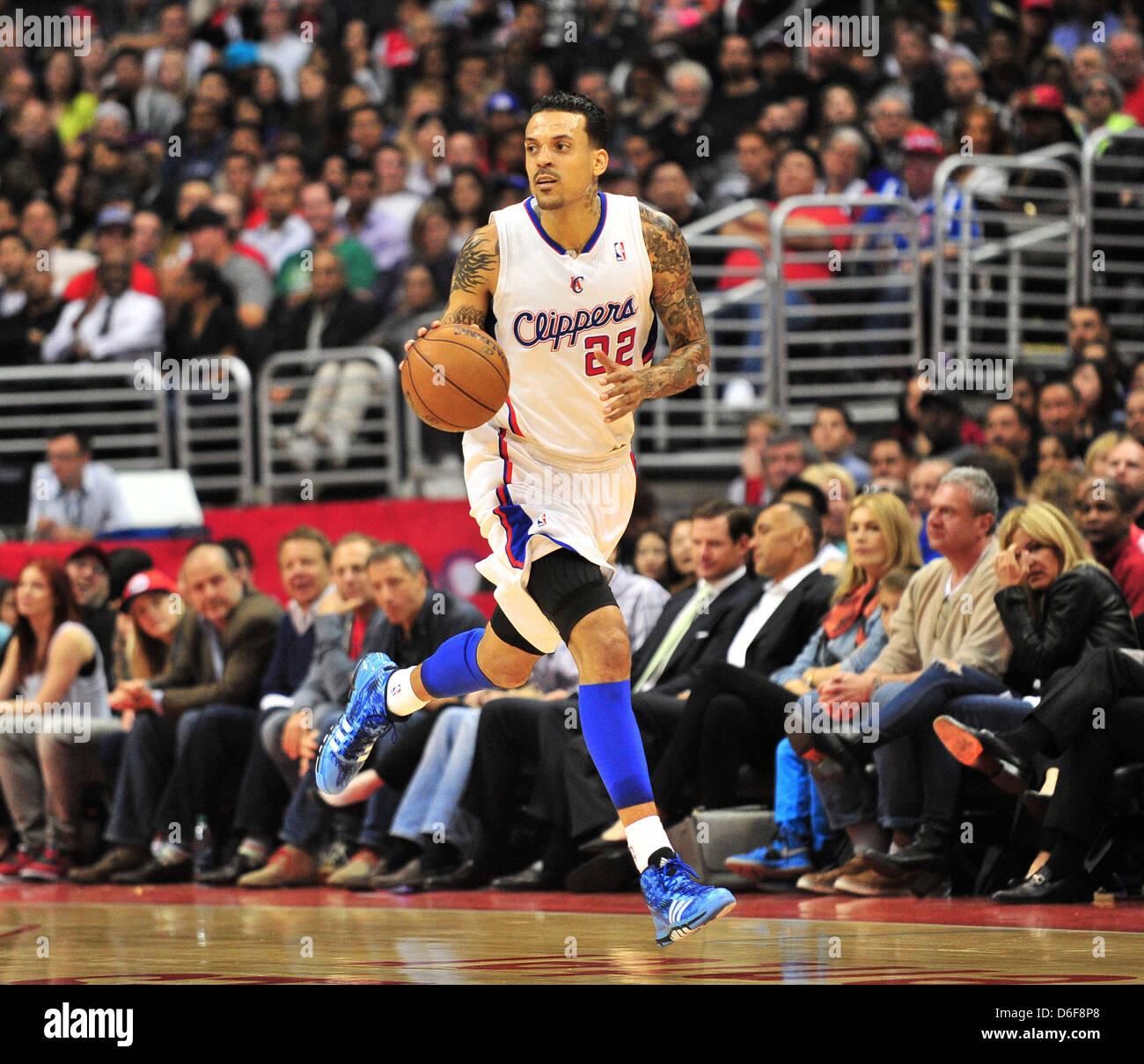 Matt Barnes Clippers 2013