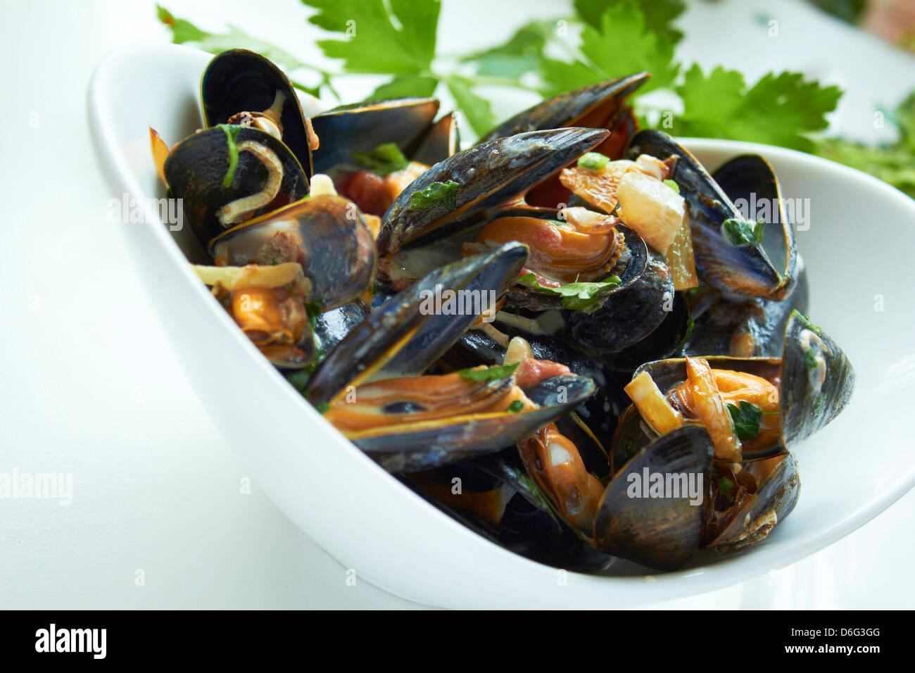 Mussels Provencal | Bertolli
