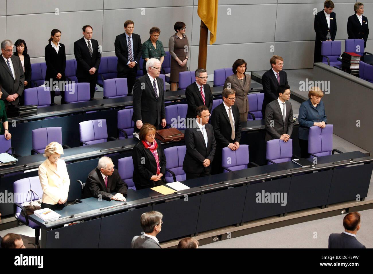 Schreiner Berlin berlin germany 18th april 2013 plenarsitzung des bundestags vom