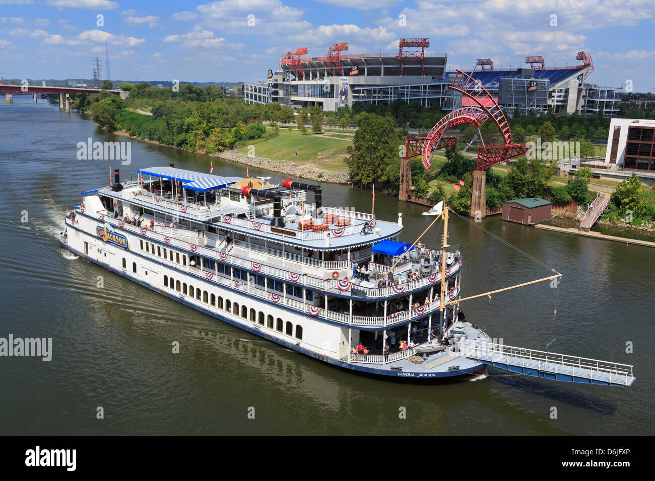 Jackson (TN) United States  City pictures : Photo General Jackson Riverboat, Nashville, Tennessee, United States ...