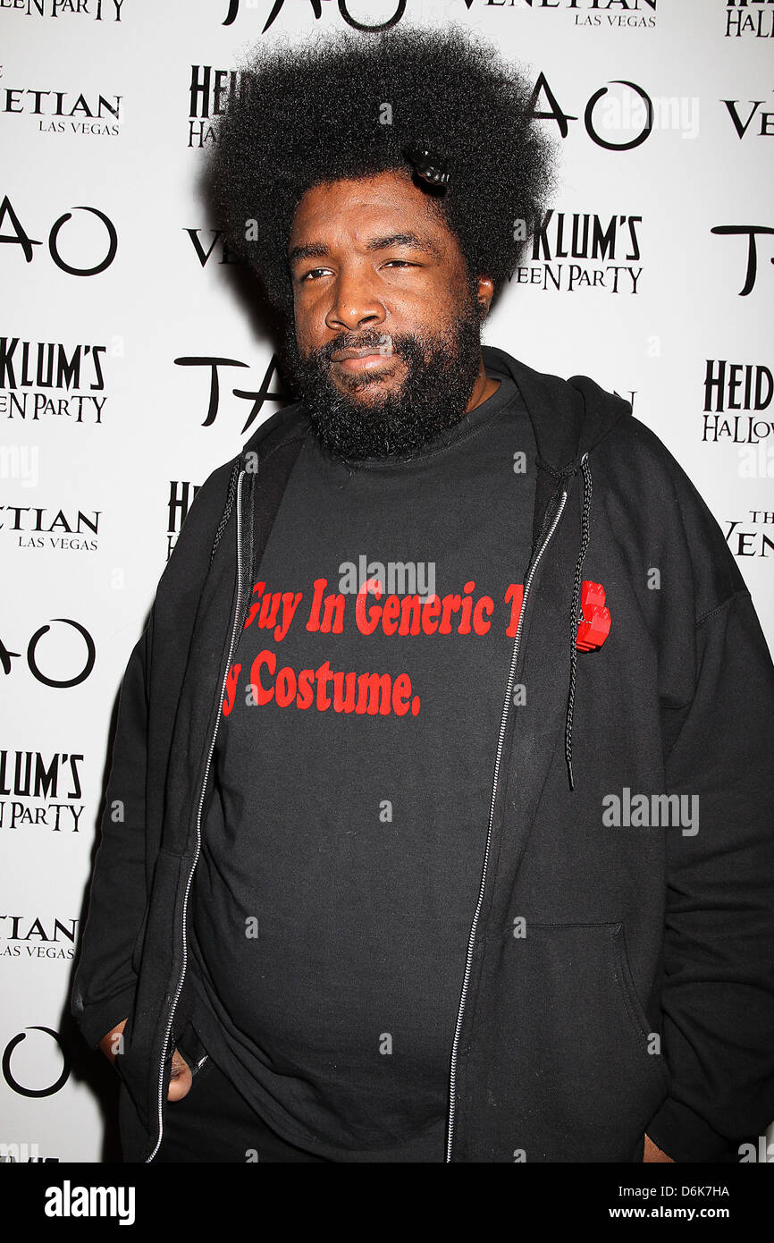 Questlove Heidi Klum's 12th Annual Halloween Party Presented By ...