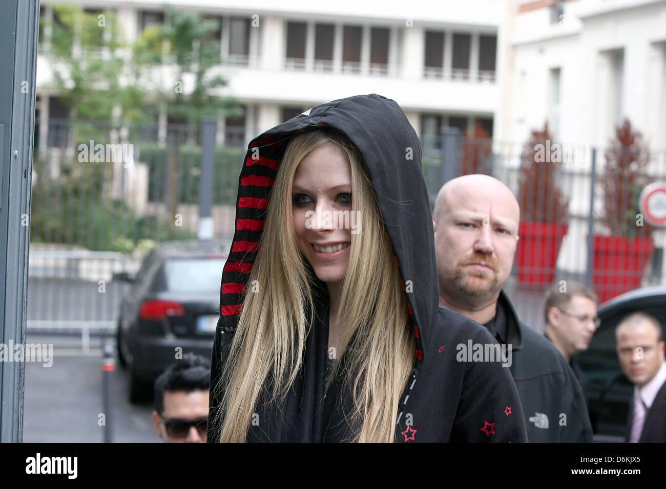 Avril Lavigne When She Was 11