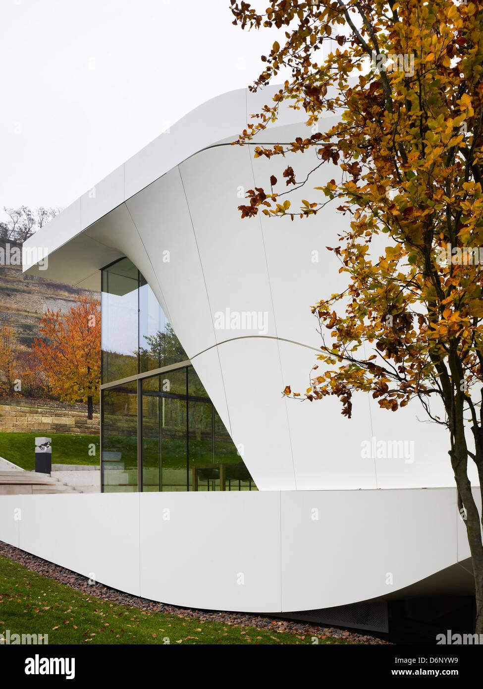 Haus am Weinberg Stuttgart Germany Architect UN Studio