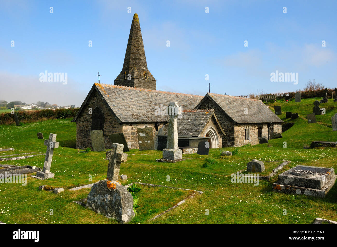 John Betjeman church cornwall