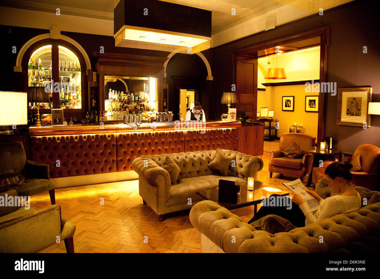 The Whiskey Lounge Bar The 5 Star Luxury Cedar Court Grand Hotel