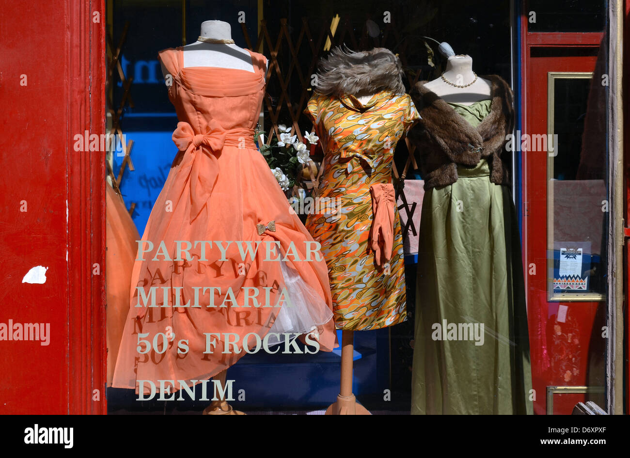 The Vintage Clothing Store