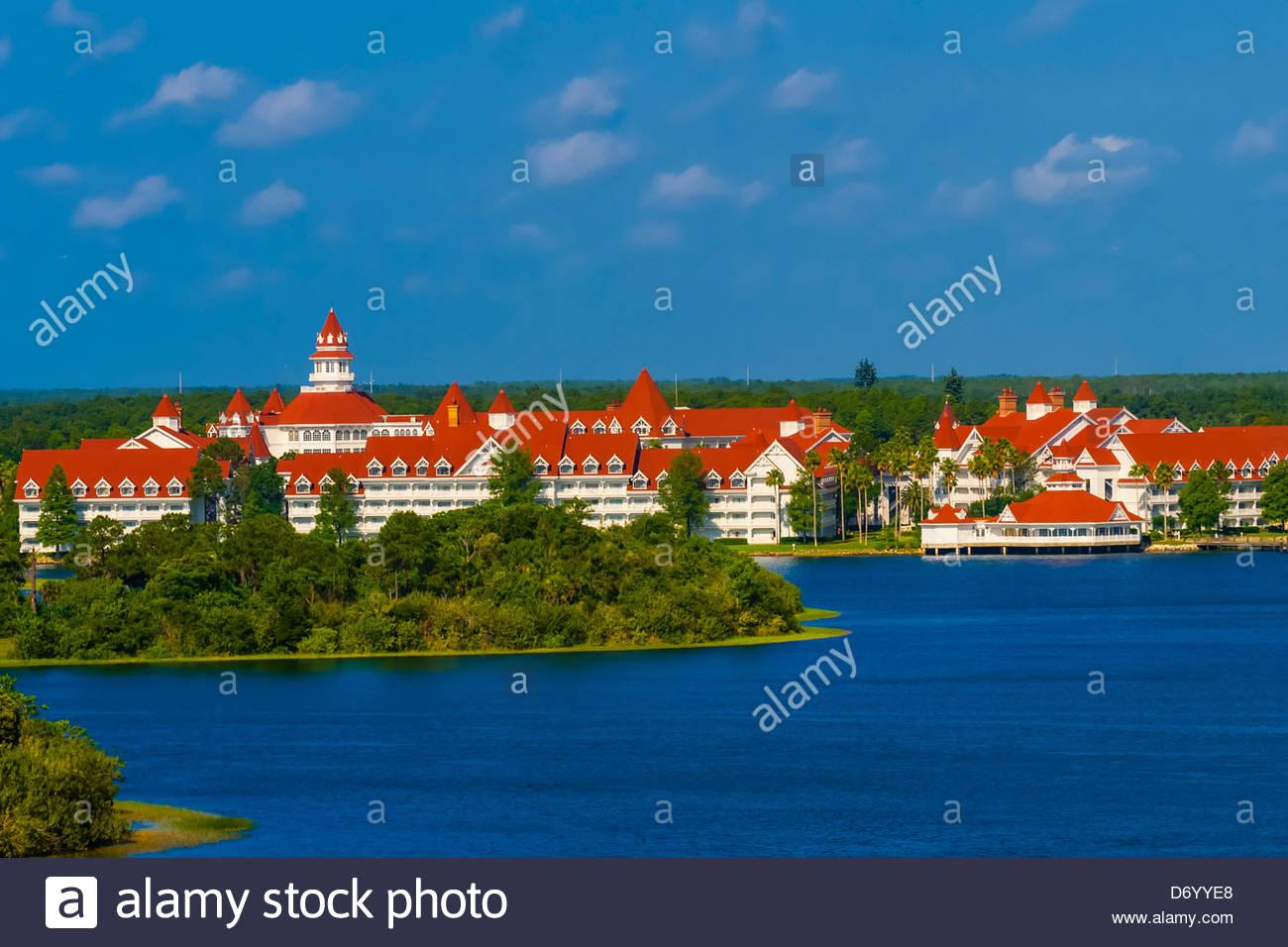 Walt Disney World Orlando Water Park Hotel