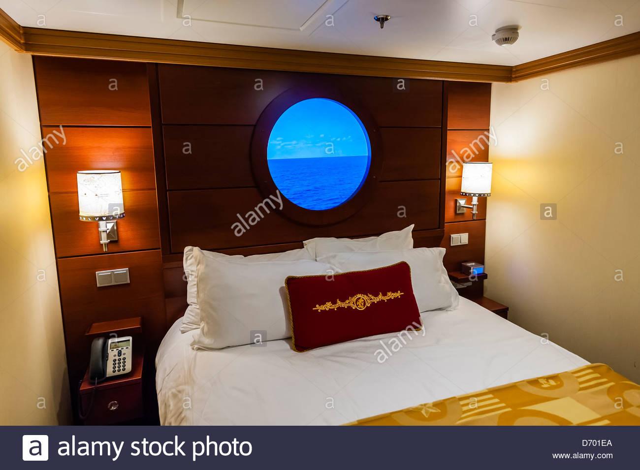 Porthole In A State Room Disney Dream Cruise Ship Disney