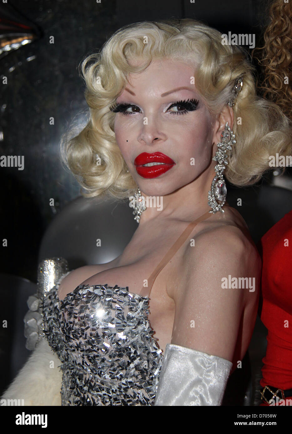Amanda Le Pore The Roger Padhilla birthday party at Yotel New York ...