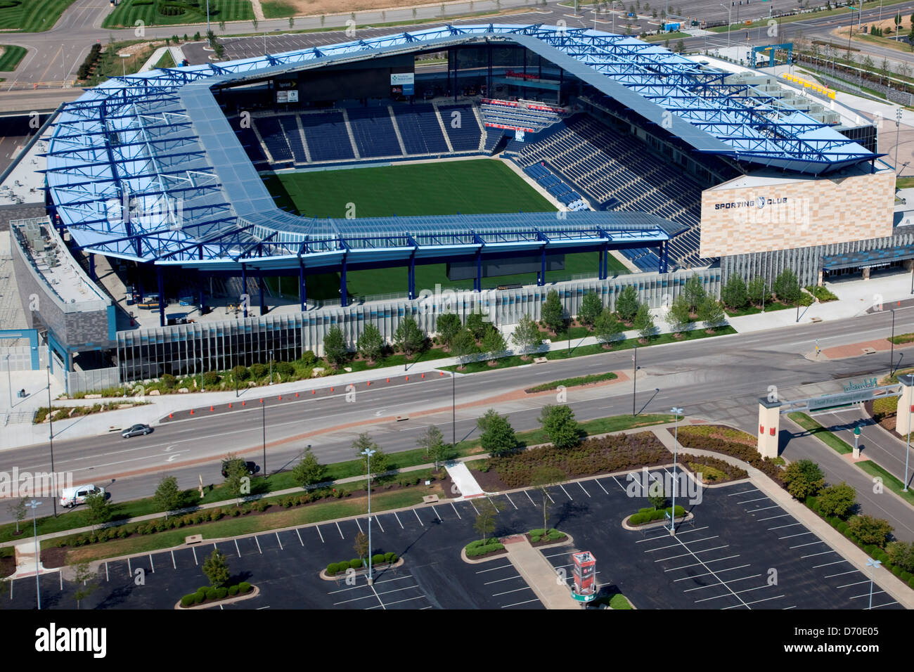USA Missouri Kansas City Livestrong Sporting Park Home Of