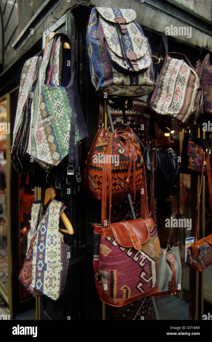 Grand Bazaar Istanbul Shoe Shops