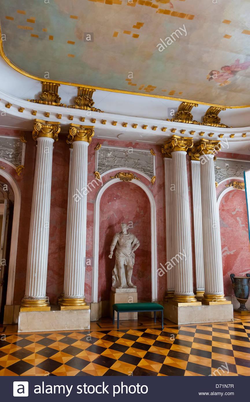 Interior View New Palace Neues Palais Sanssouci Park
