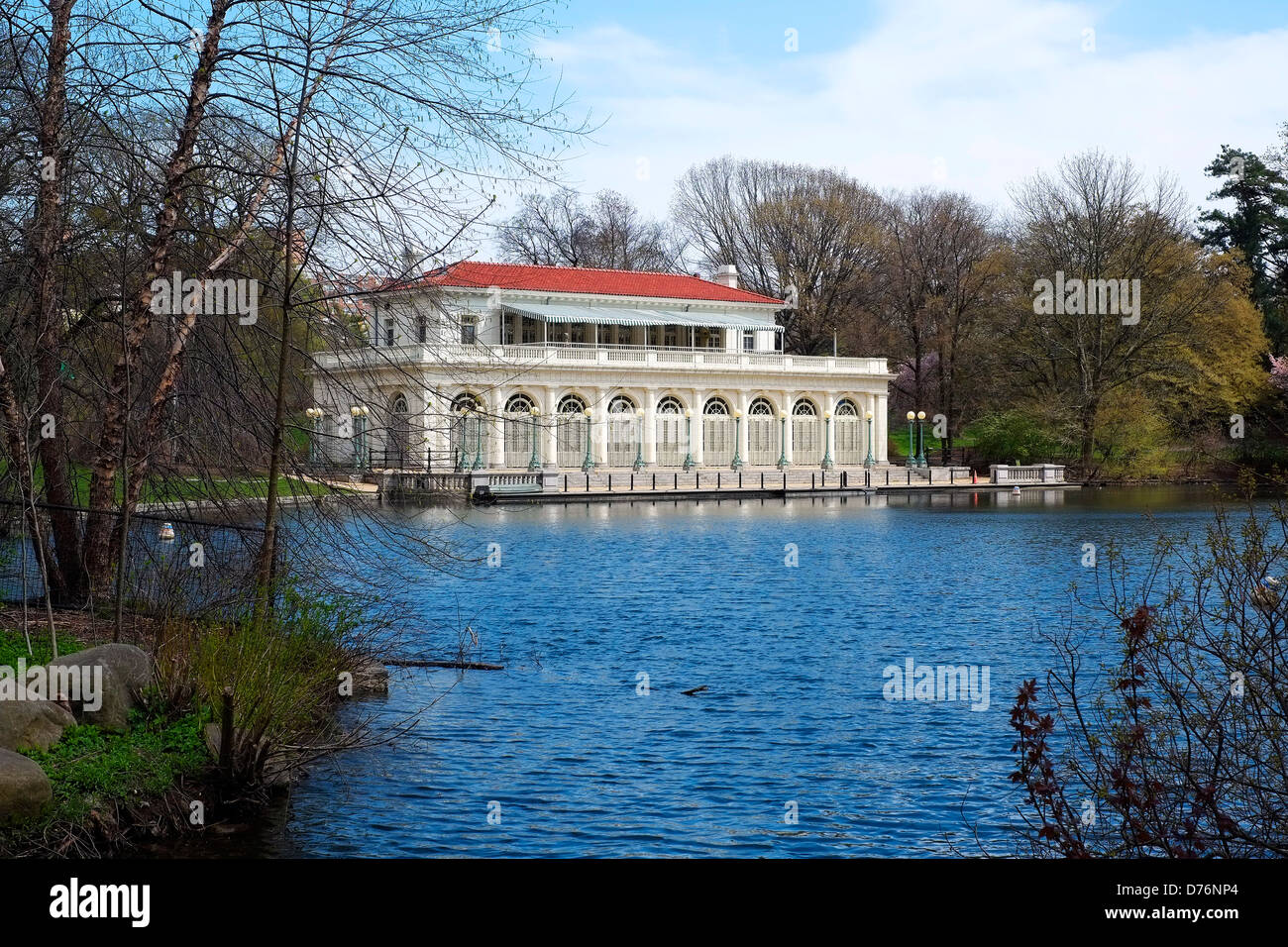 The boathouse on the lake in prospect park brooklyn which for Buying a house in brooklyn