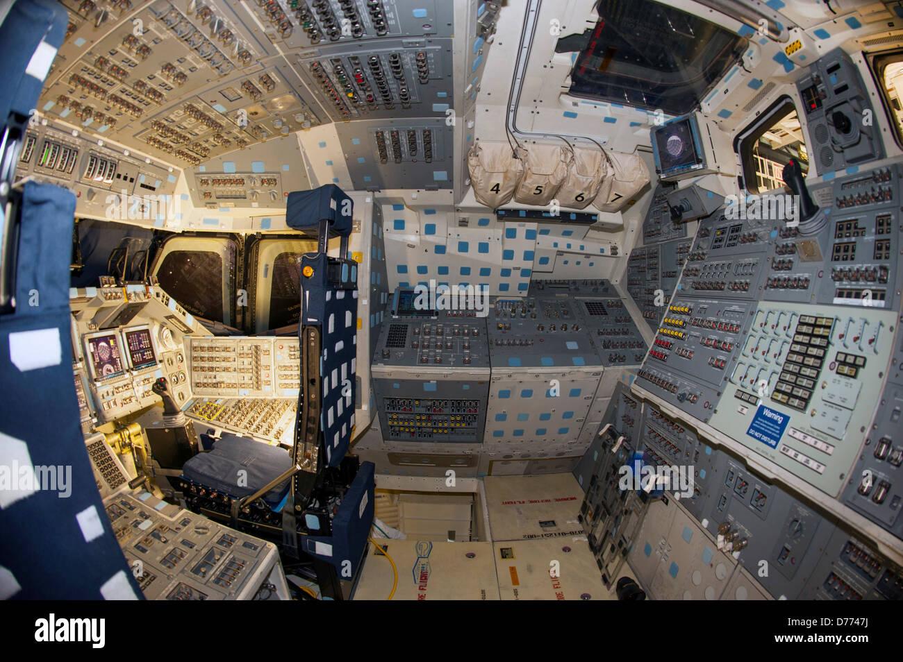 boeing spacecraft cockpits - photo #37