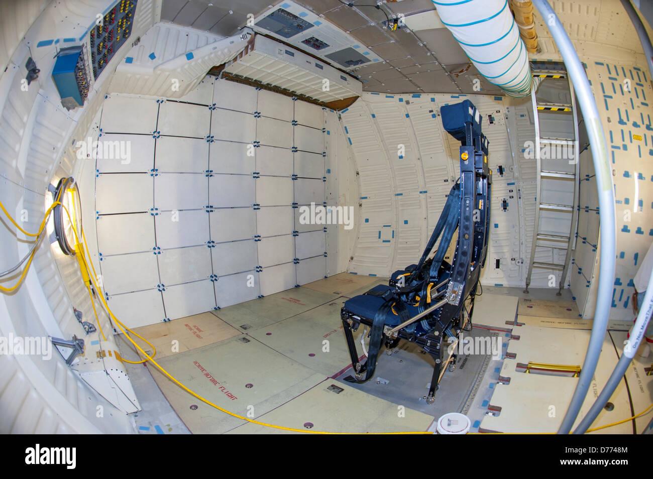 space shuttle seats - photo #11