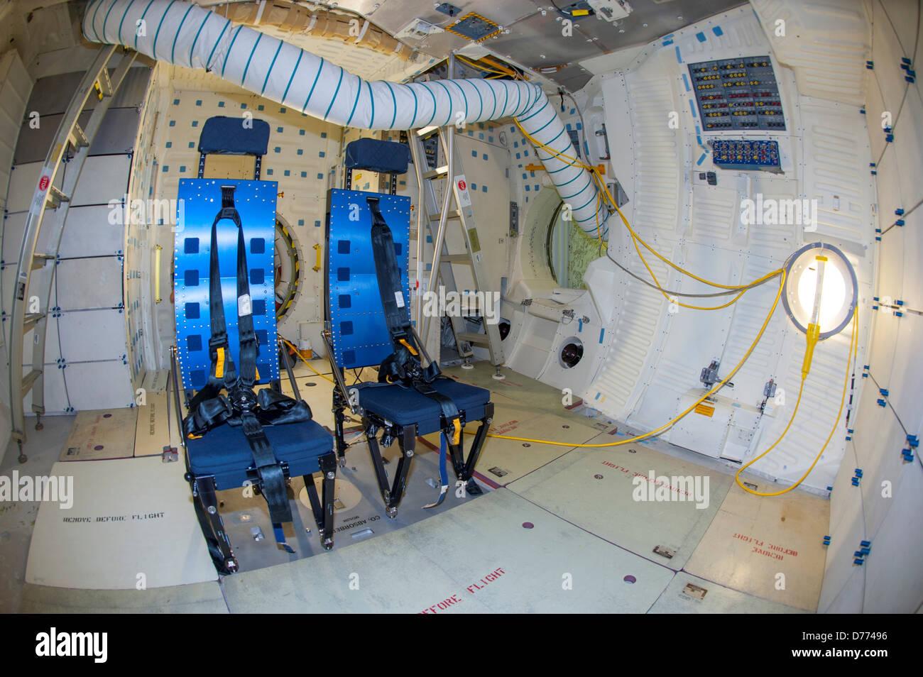 space shuttle seats - photo #14