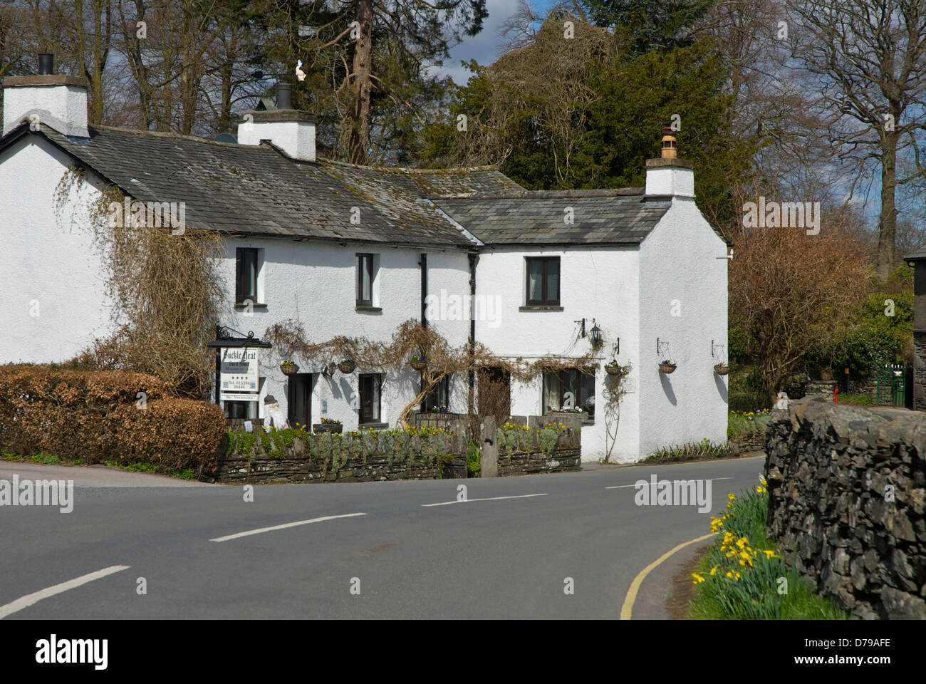 Buckle Yeat Guest House Stock Photos &- Buckle Yeat Guest House ...