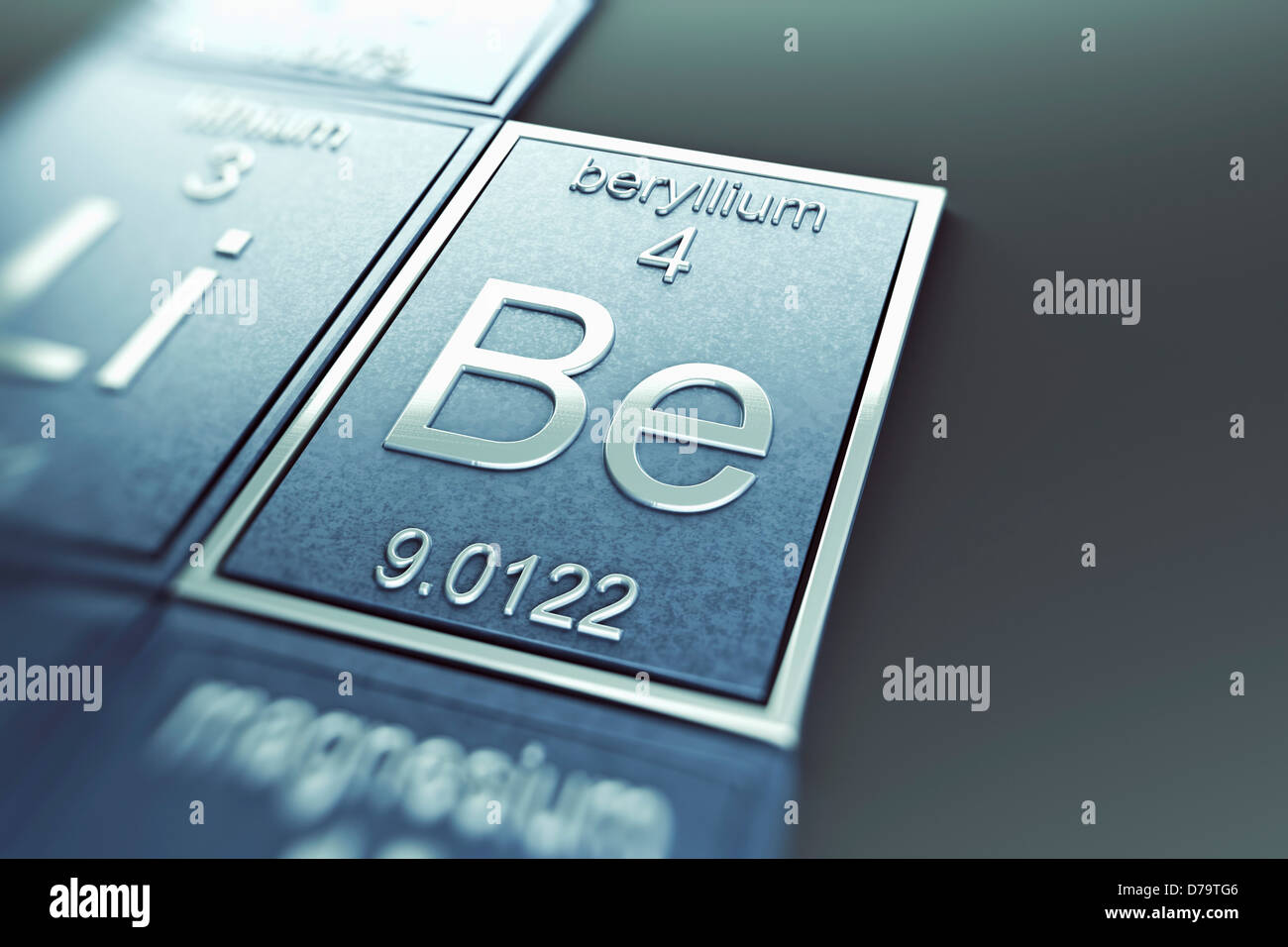 Beryllium chemical element stock photo 56150534 alamy beryllium chemical element buycottarizona Image collections