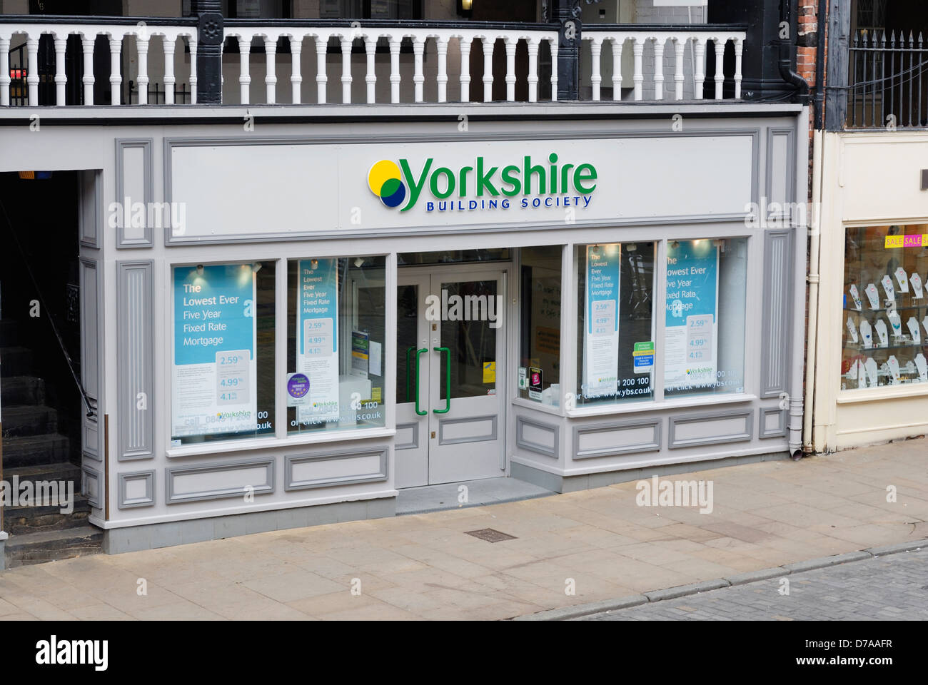 Yorkshire Building Society Mortgage Log In