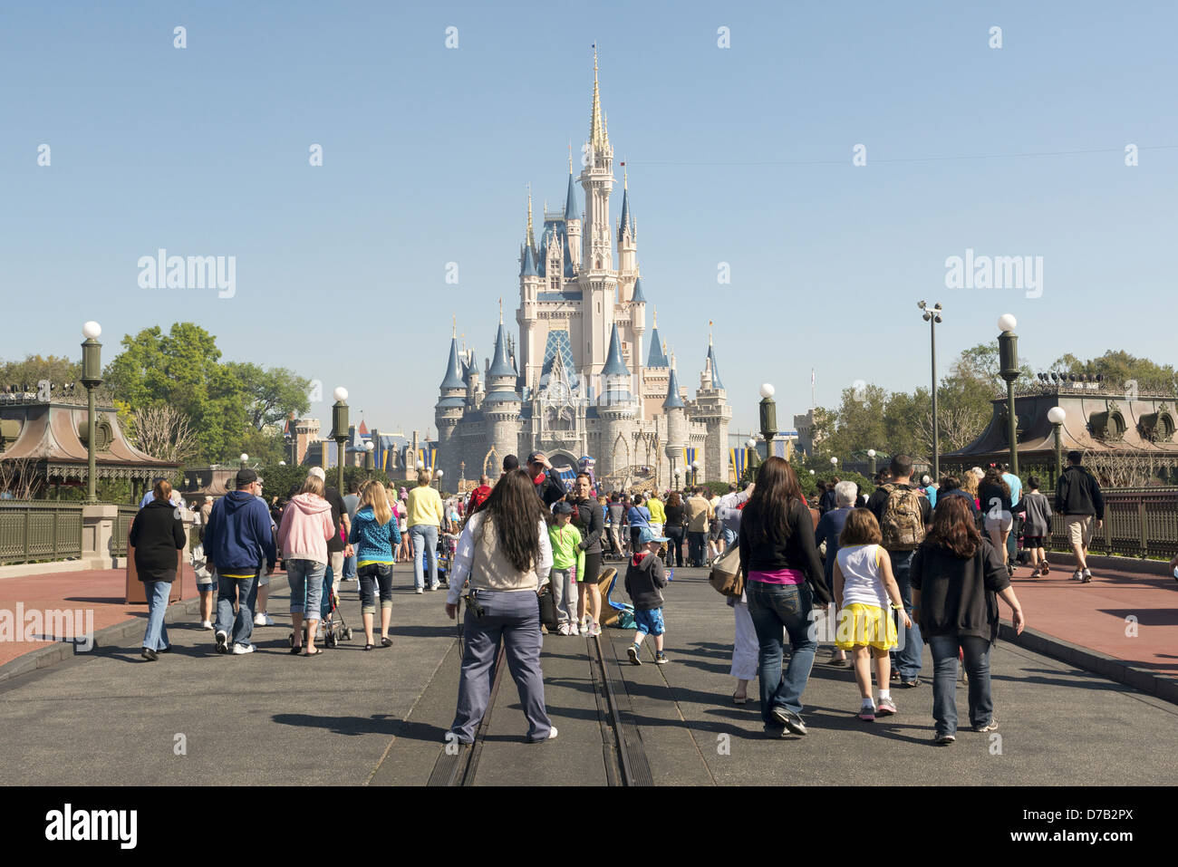 magic kingdom park walt disney world resort orlando
