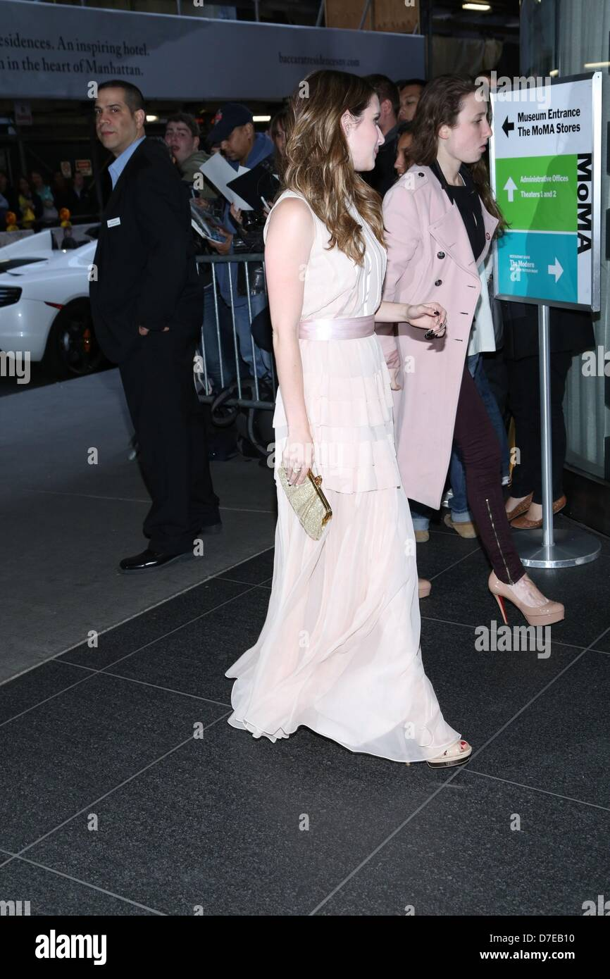 New York USA Th May  Emma Roberts At Arrivals For THE - Private museums in usa