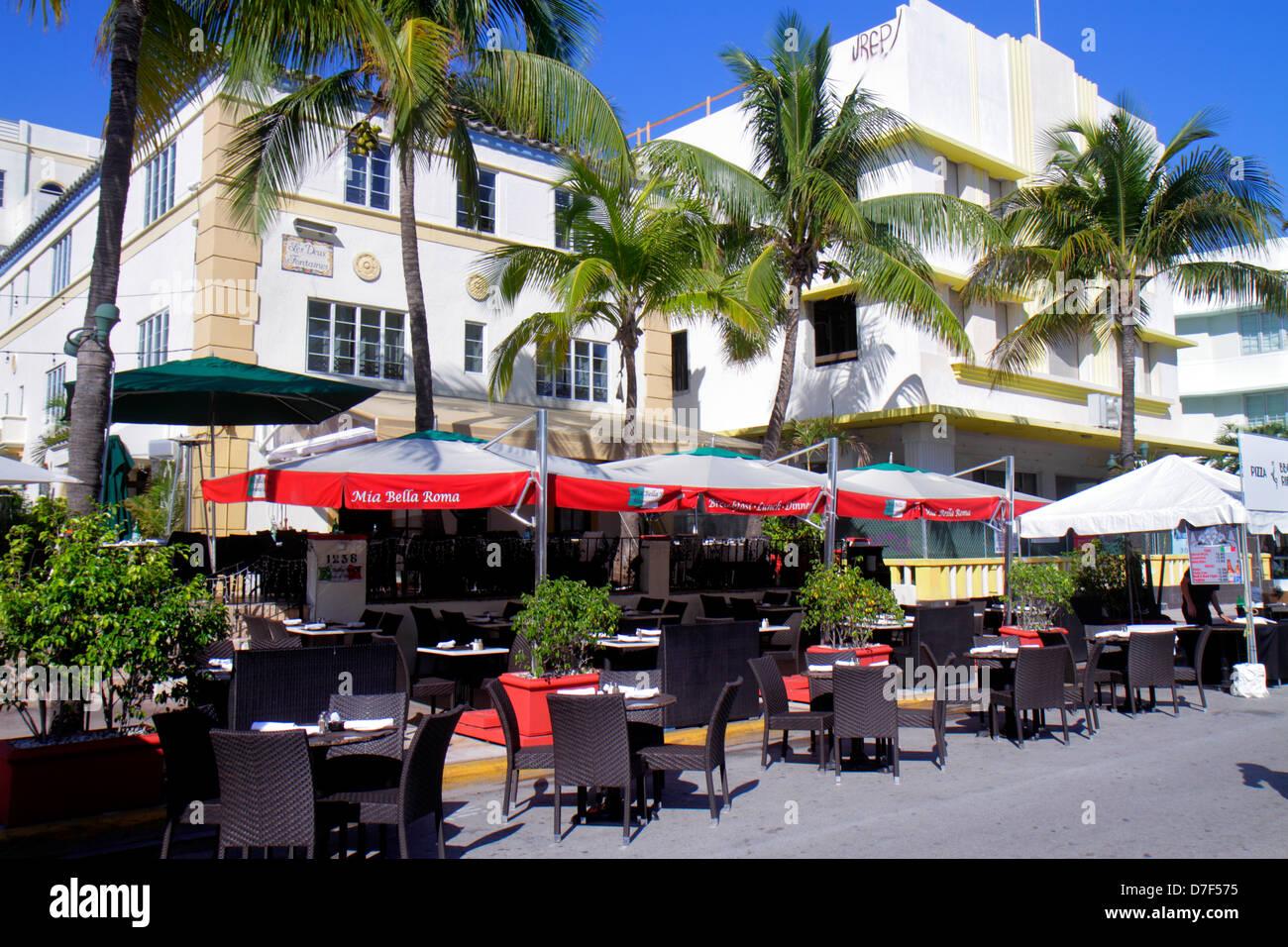 Mia Bella Restaurant Miami Beach