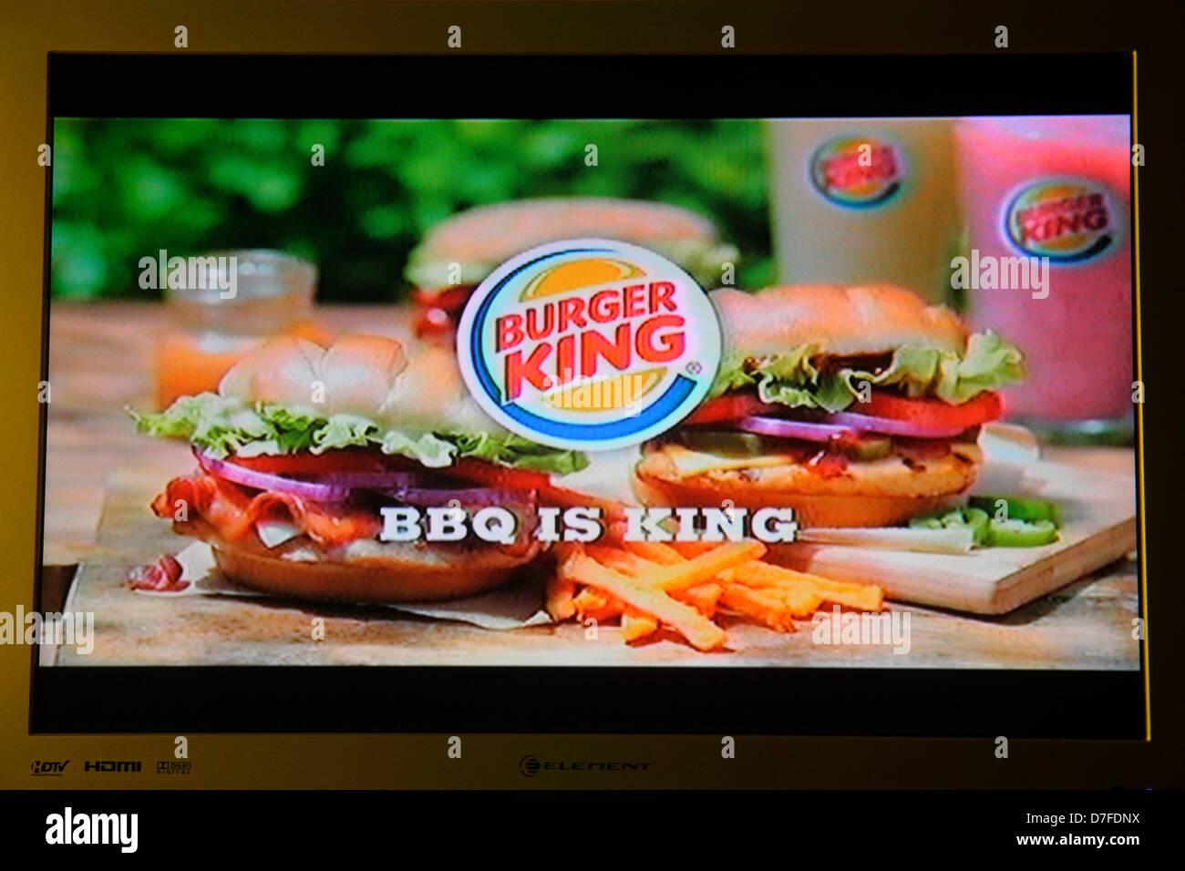 Burger King In South Beach