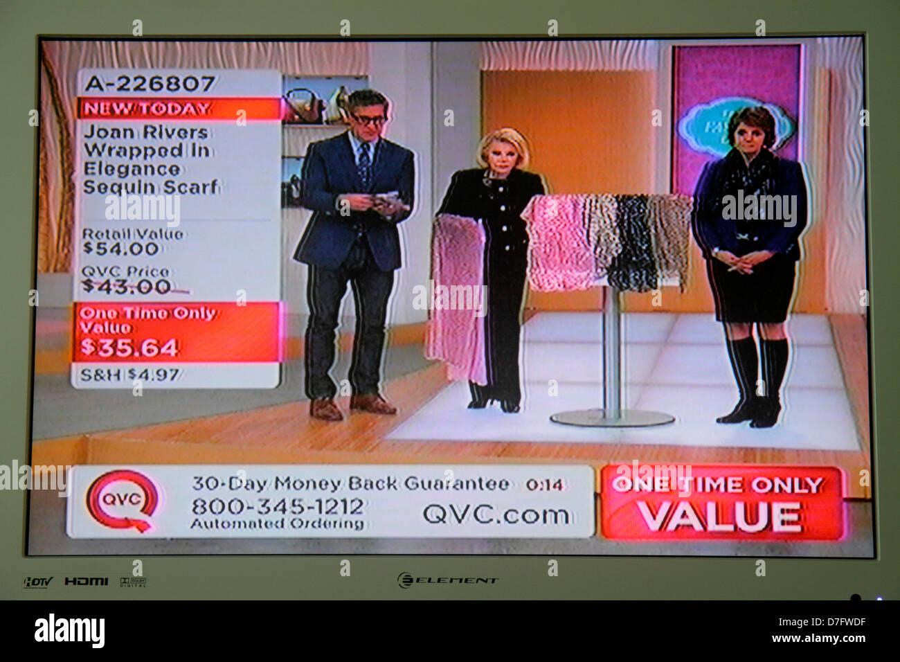 tv qvc. miami beach florida tv television screen flat panel hdtv monitor qvc home shopping toll-free tv qvc s