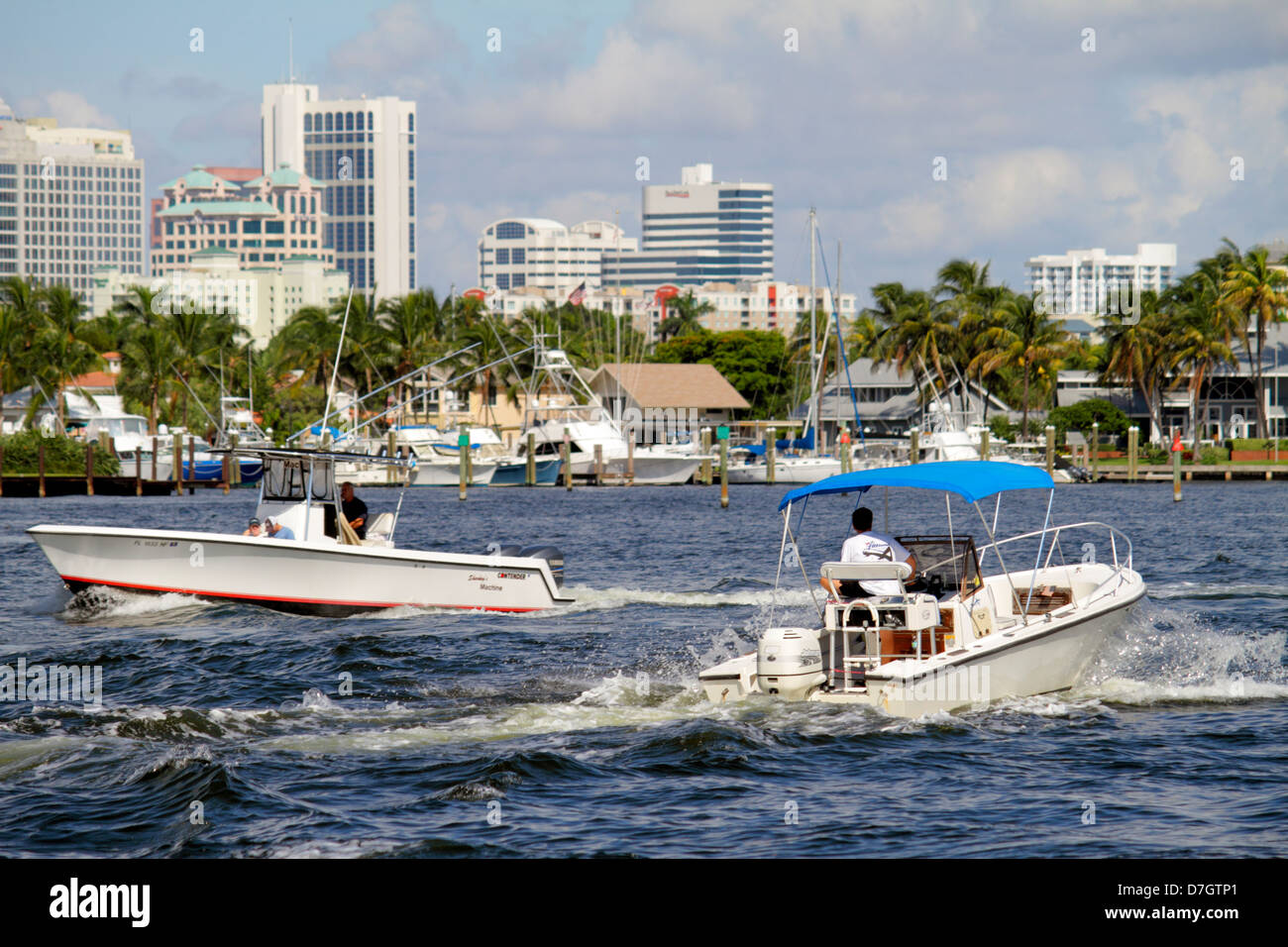 Fort lauderdale florida ft intracoastal waterway boats for Fishing in fort lauderdale