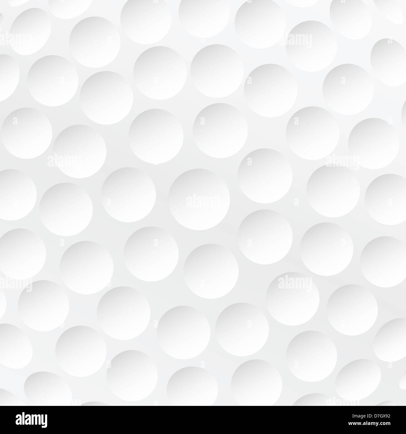 realistic rendition of golf ball texture closeup stock photo