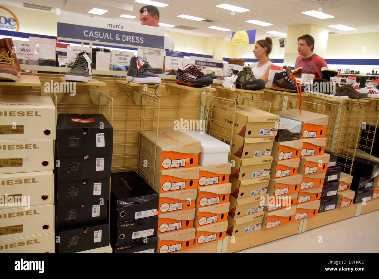 Coupon marshalls store