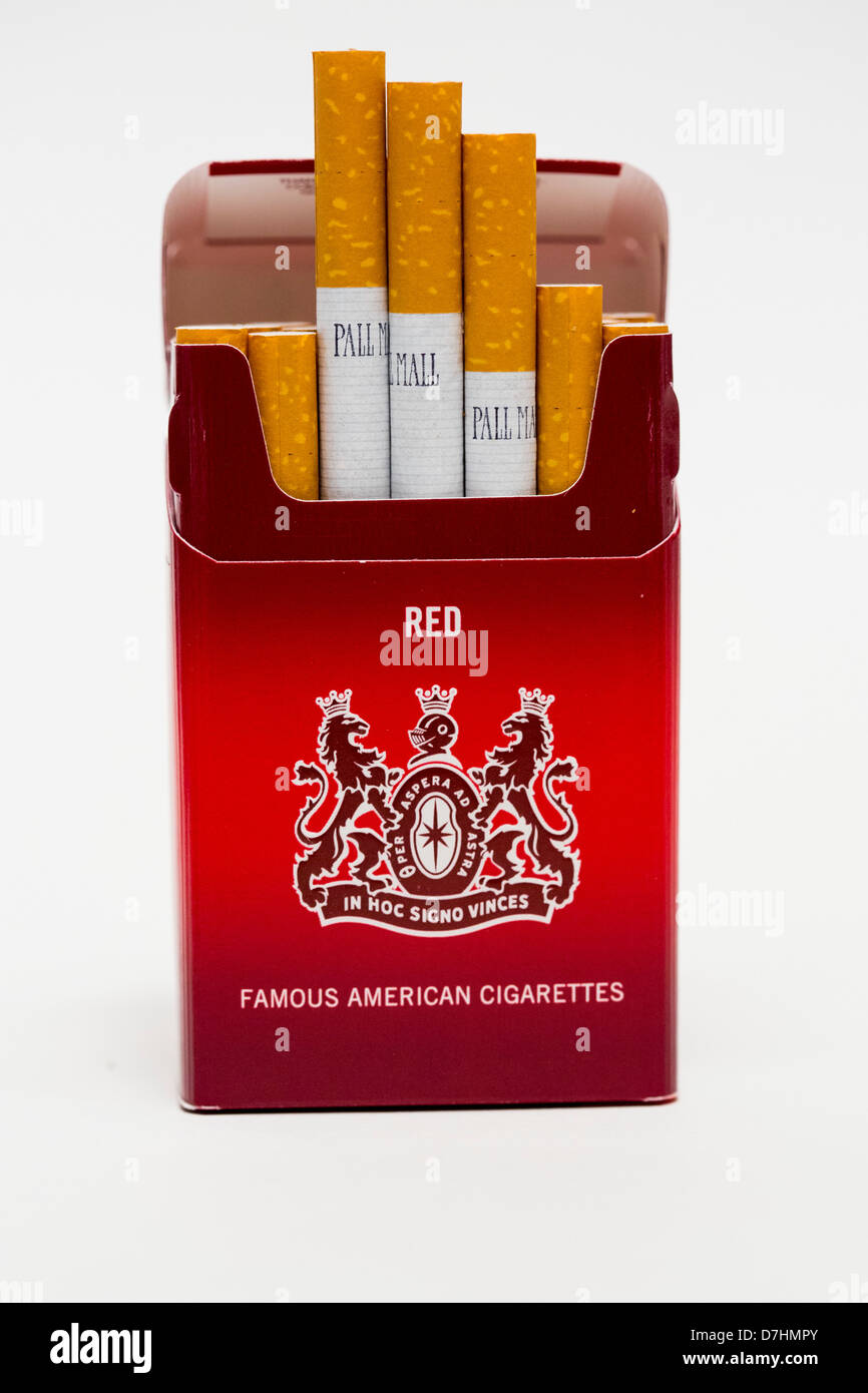 Marlboro cigarettes United Kingdom pack price