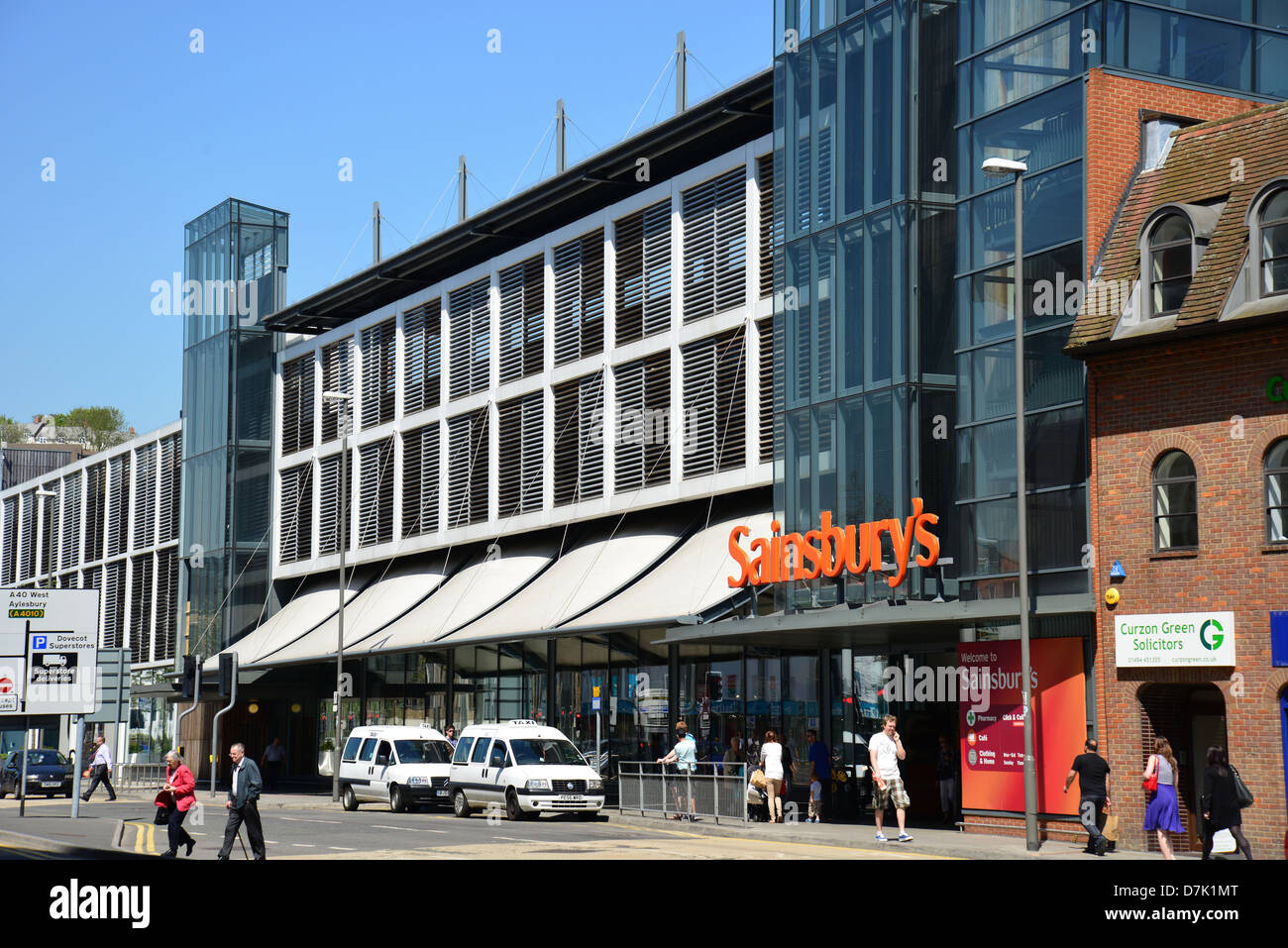Marvelous Sainsburys Sainsburys Town Center Centre Supermarket Supermarkets  With Goodlooking  Entrance To Sainsburys Supermarket Oxford Road High Wycombe  Buckinghamshire England United With Captivating Fairmont Gardens Also Q Gardens Zygi In Addition Savill Gardens Windsor And The Garden Nursery As Well As Garden Beetle Additionally Kensington Roof Gardens Entry Fee From Alamycom With   Goodlooking Sainsburys Sainsburys Town Center Centre Supermarket Supermarkets  With Captivating  Entrance To Sainsburys Supermarket Oxford Road High Wycombe  Buckinghamshire England United And Marvelous Fairmont Gardens Also Q Gardens Zygi In Addition Savill Gardens Windsor From Alamycom