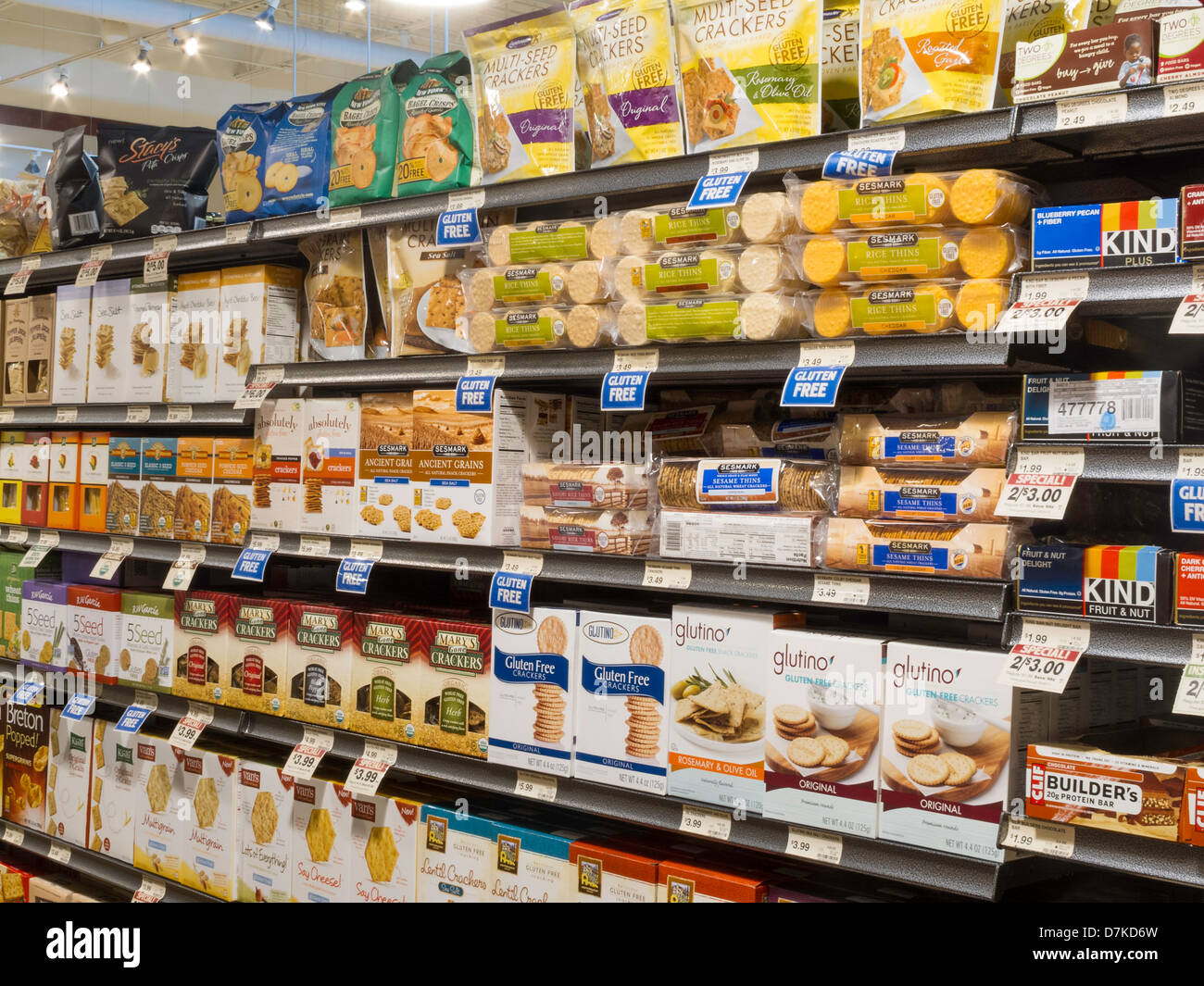 Which Supermarkets Sell Gluten Free Foods