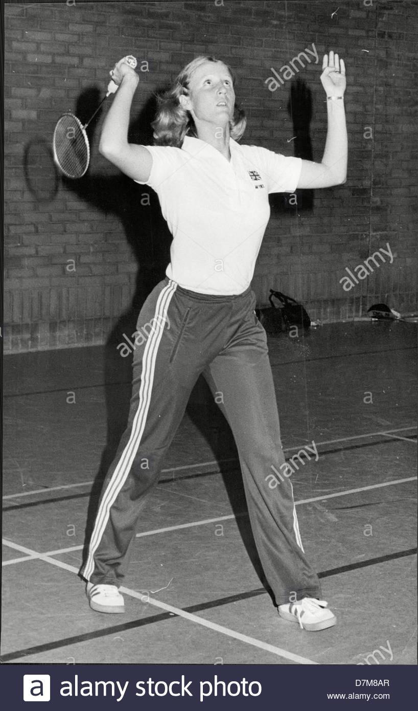 1954 All England Badminton Championships #